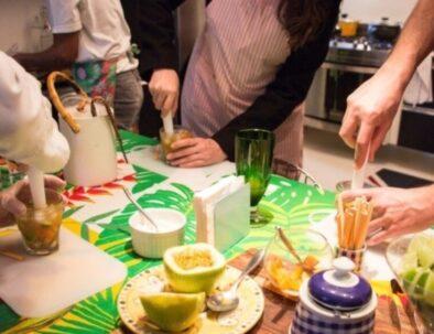 Cooking Class Sao Paulo