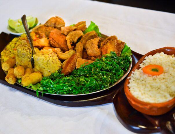 Embu das Artes local gastronomy
