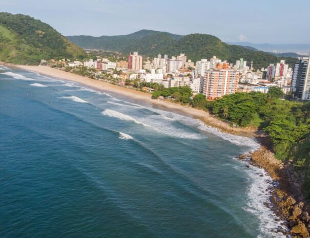 Tour from Sao Paulo to Guarujá