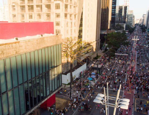 Paulista Avenue Sao Paulo Tour