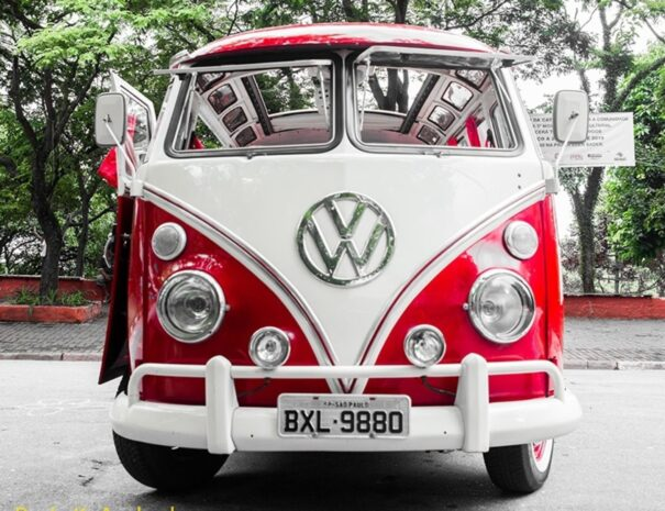 Private VW Bus Tour Sao Paulo
