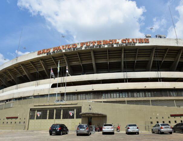 Sao Paulo Football Tour Morumbi Stadium