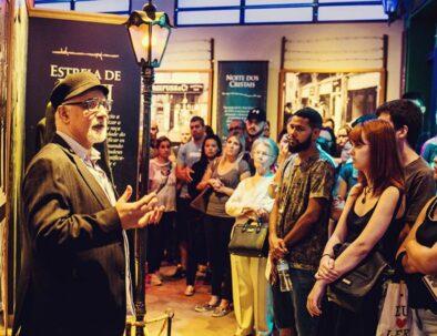 Sao Paulo Jewish Tour Holocaust Memmorial
