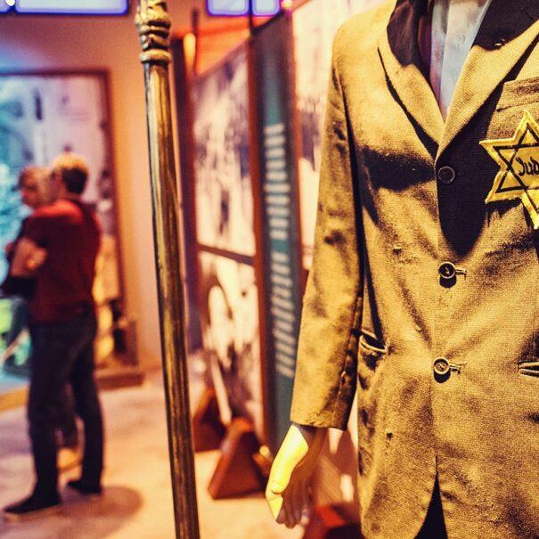 Sao Paulo Jewish Tour Holocaust Memmorial detail