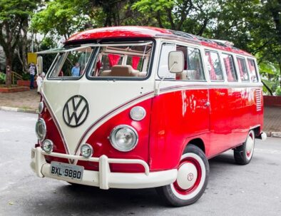 Sao Paulo Tour Vintage Vehicle