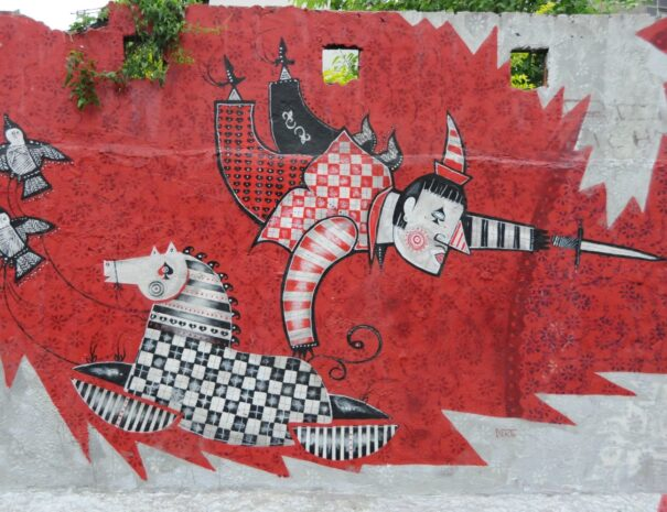 Street Art Tour Sao Paulo