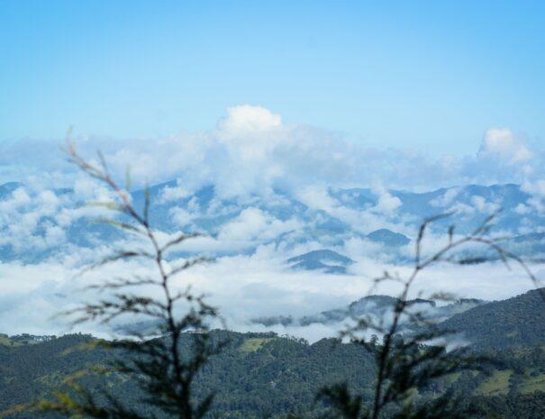 View of Campos do Jordao